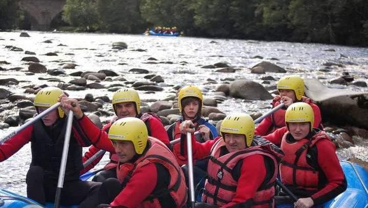 Fraser Barker young adventures