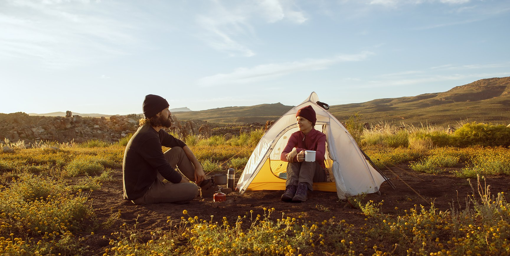 Naturehike Ultralight Cloud Up Backpacking Tent