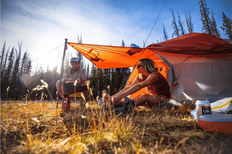 Aluminum vs fiberglass tent pole