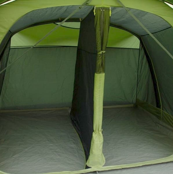 The Vango Odyssey tent is a great tent for wind when you have a large group